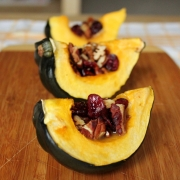 Slow Cooker Monday: Stuffed Acorn Squash
