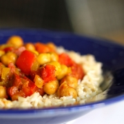 Slow Cooker Monday: Chickpea Curry