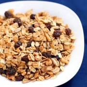 Slow Cooker Monday: Granola