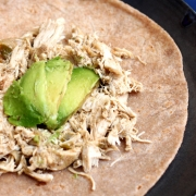 Slow Cooker Monday: Shredded Mexican Chicken