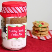 Homemade Edible Gift: Cookie Mix