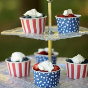 An Easy 4th of July Dessert