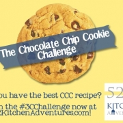 The Chocolate Chip Cookie Challenge Link-Up