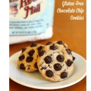 Perfect Gluten-Free Chocolate Chip Cookies