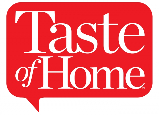 Home Kitchen Logo taste-of-home-logo | 52 kitchen adventures