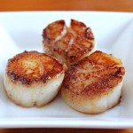 Ad Hoc's Easy Caramelized Sea Scallops