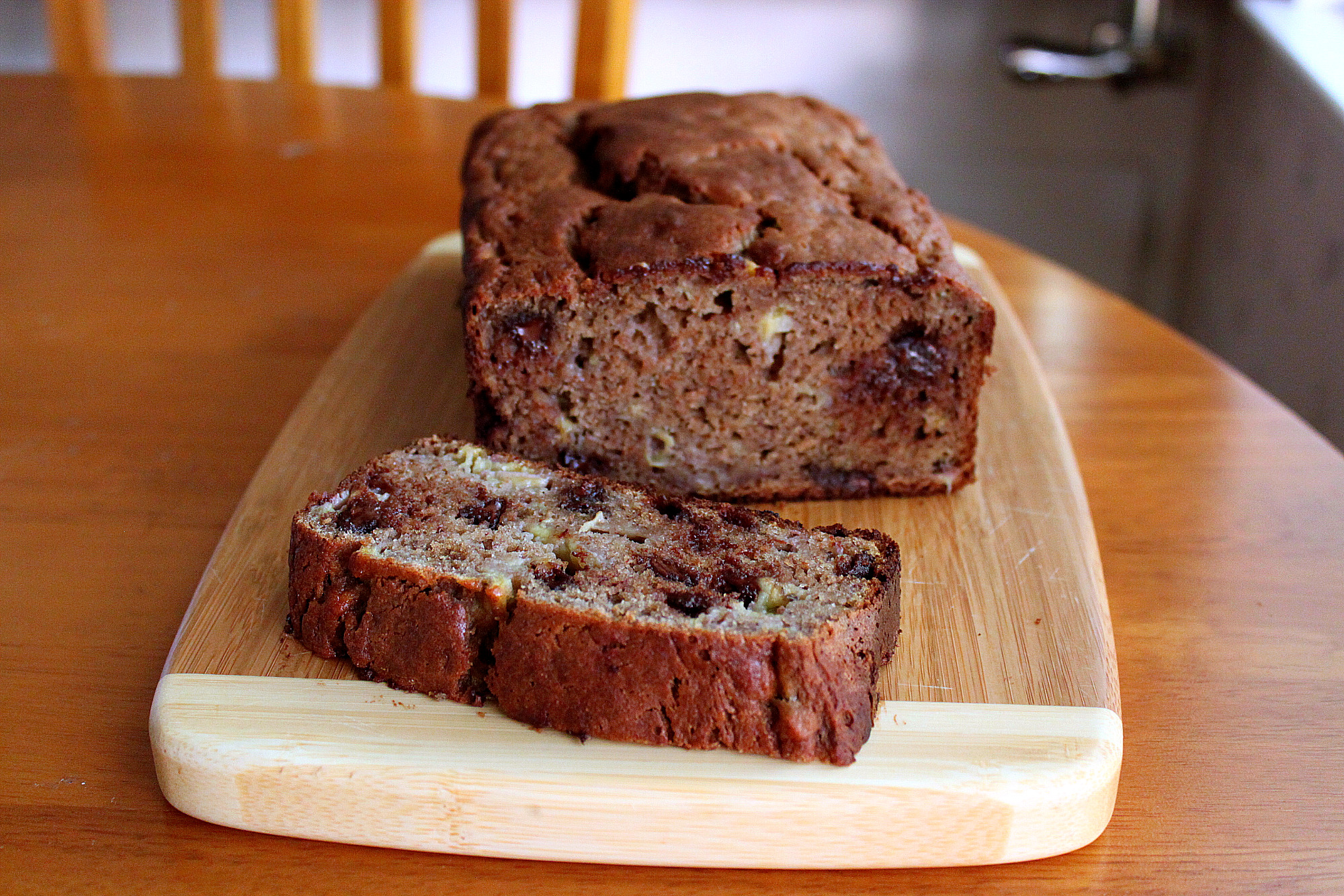 Chocolate Banana Bread With Teff Flour Recipes — Dishmaps
