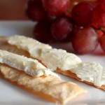 Local Treats: Brie & Flat Bread