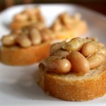 Kitchen Play: White Bean and Rosemary Bruschetta