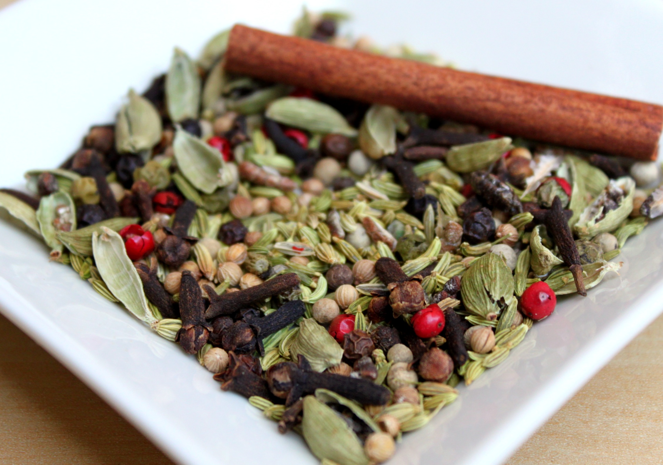 Chai Tea Mix Recipe — Dishmaps