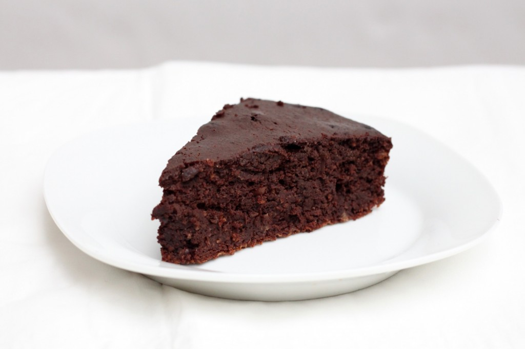 Gluten Free Chocolate Chickpea Cake | 52 Kitchen Adventures