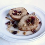 Slow Cooker Monday: Poached & Stuffed Spiced Pears