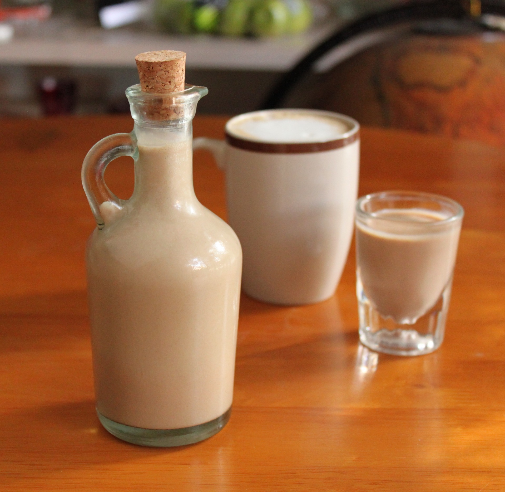 Homemade Irish Cream 4