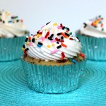 Homemade Funfetti Cupcakes & a Giveaway!
