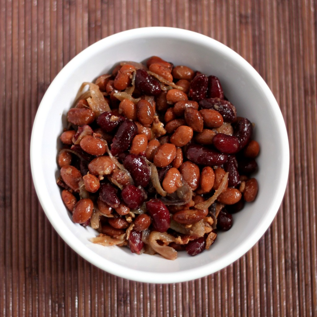 Slow Cooker Monday: Sweet and sour beans