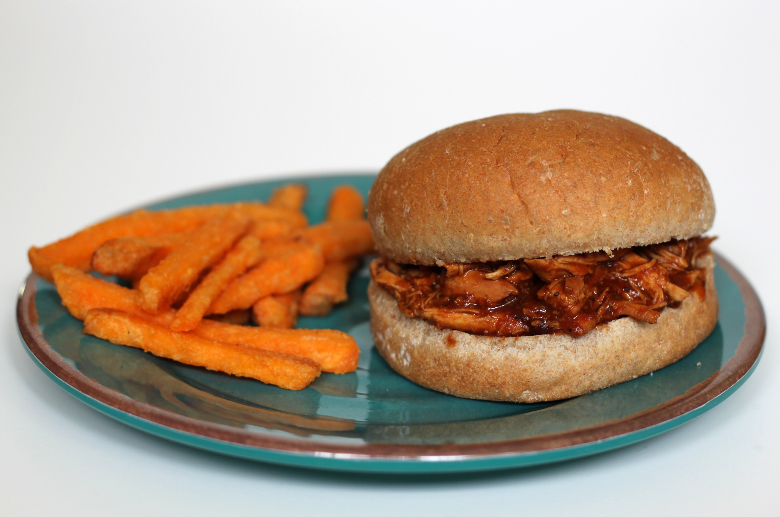 Slow Cooker Monday: BBQ Pulled Chicken