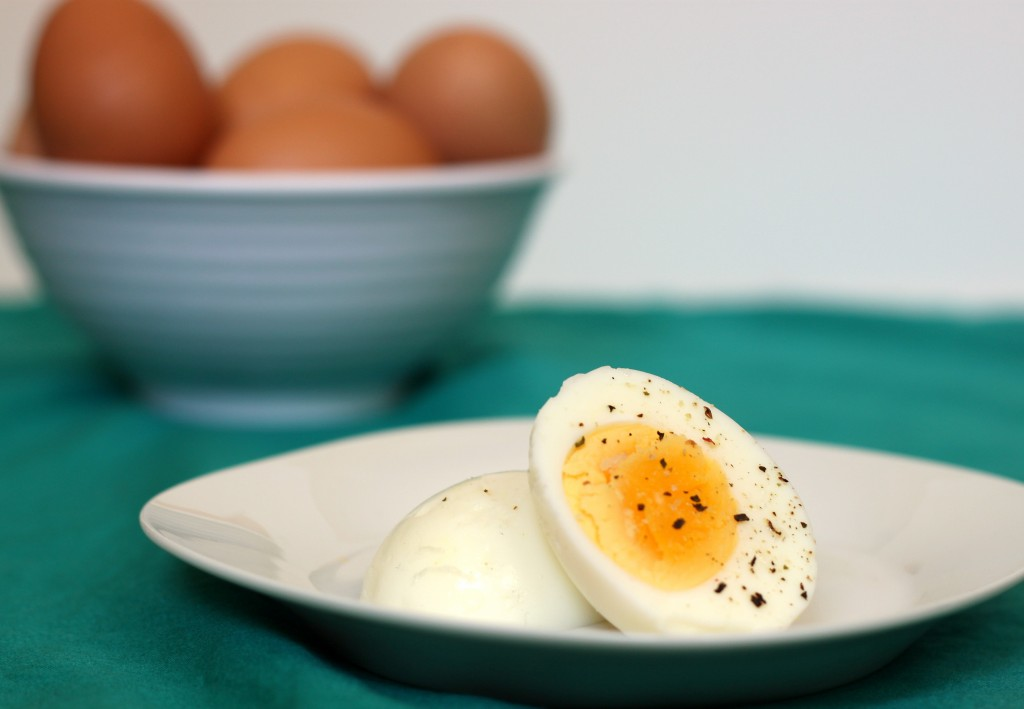 Slow Cooker Monday: Hard boiled eggs