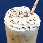 Homemade Blended Iced Coffee