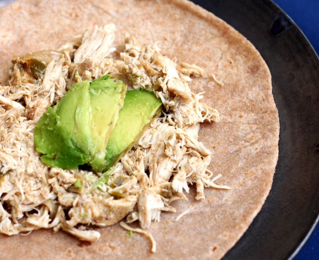 Recipe: Slow cooker shredded Mexican chicken