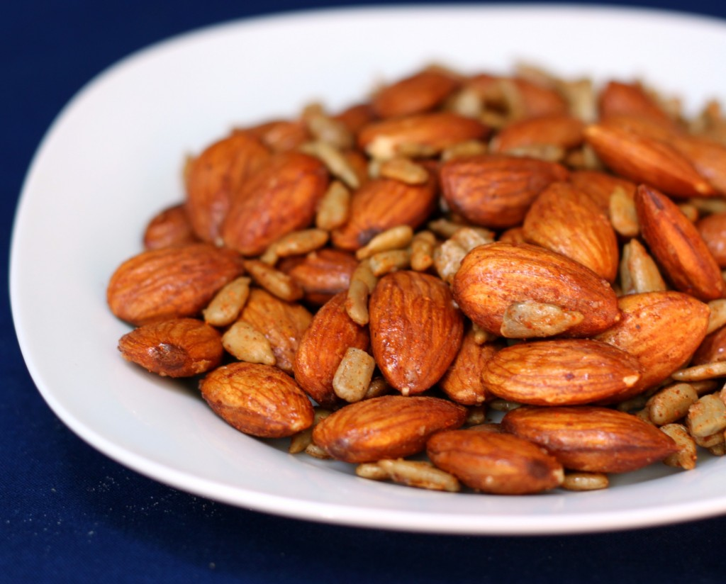 Slow Cooker Monday: Sweet and spicy roasted nuts