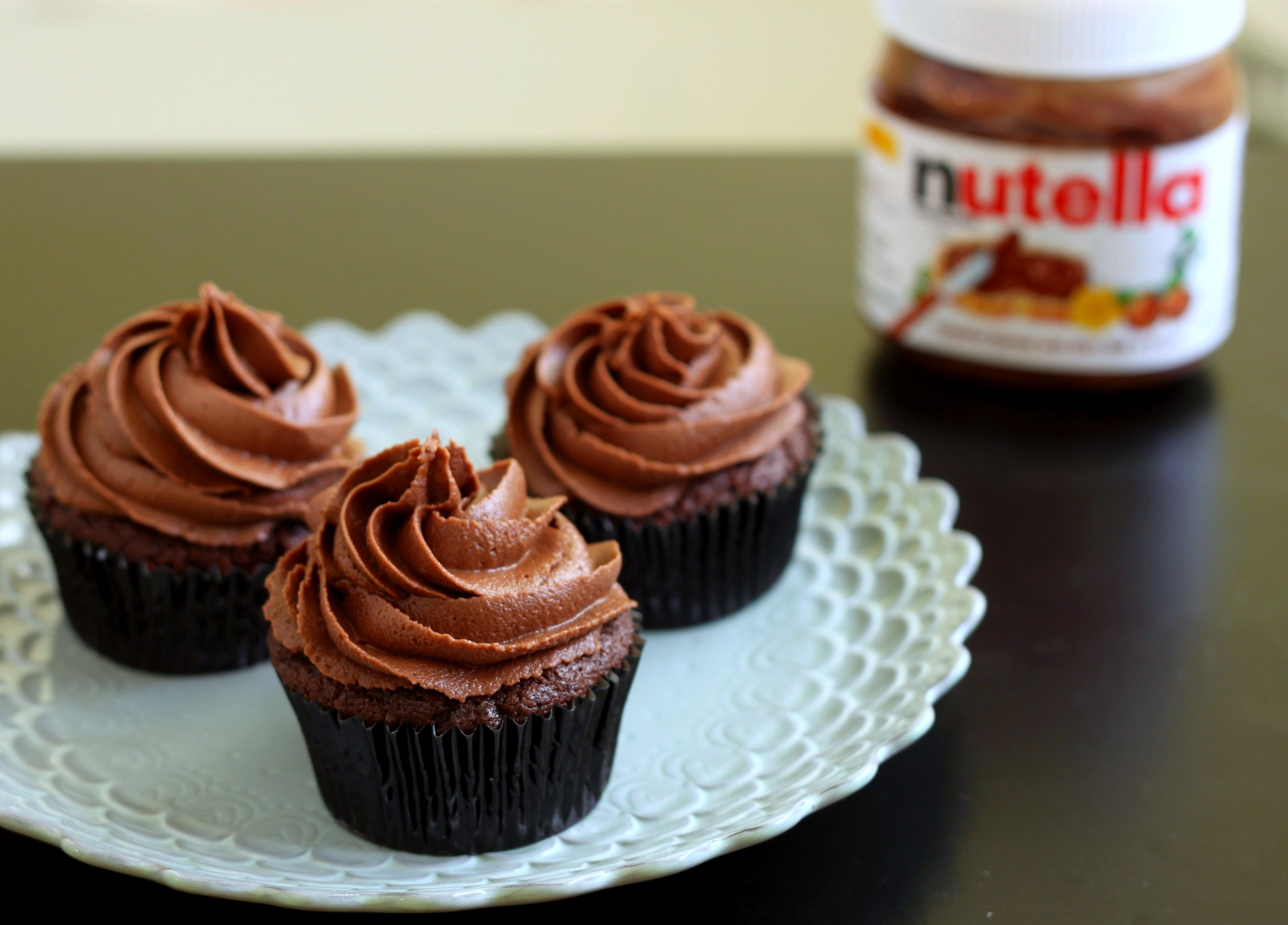 Chocolate Orange Nutella Cake Recipe