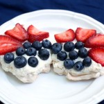 Patriotic Mini Pavlovas