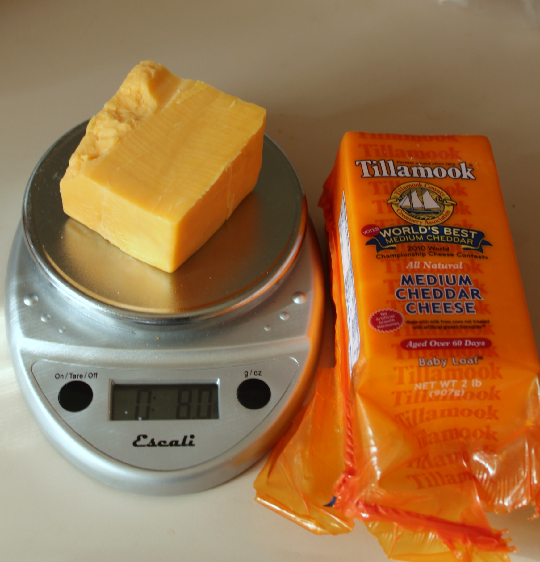 1 ounce of cheese