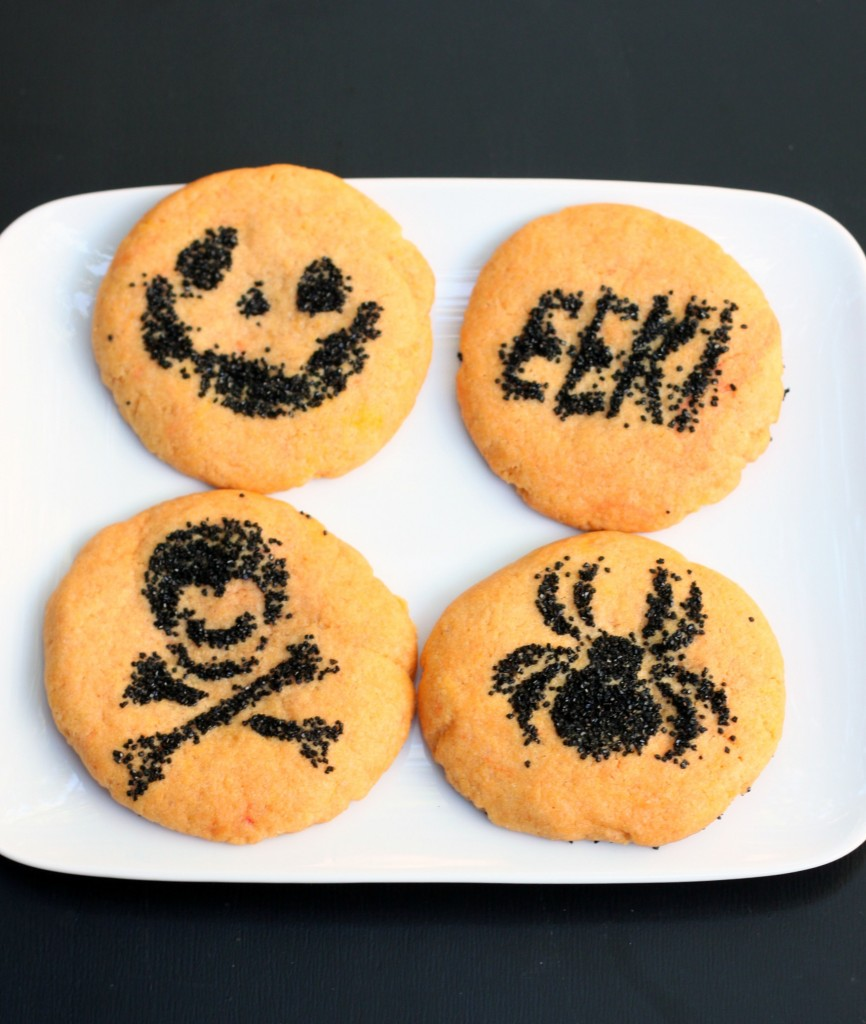 Recipe: Halloween sugar cookies
