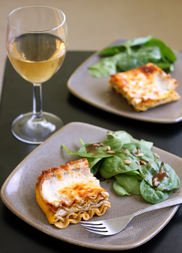 Recipe: Slow cooker squash lasagna