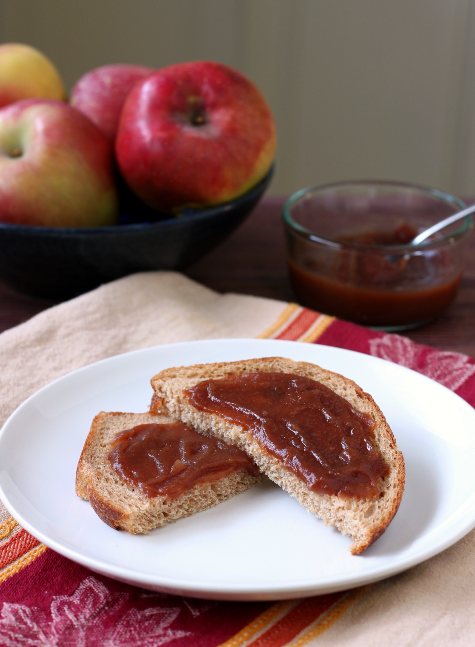 Apple butter 1