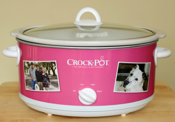 Slow Cooker Monday: Create-A-Crock Crock-Pot review