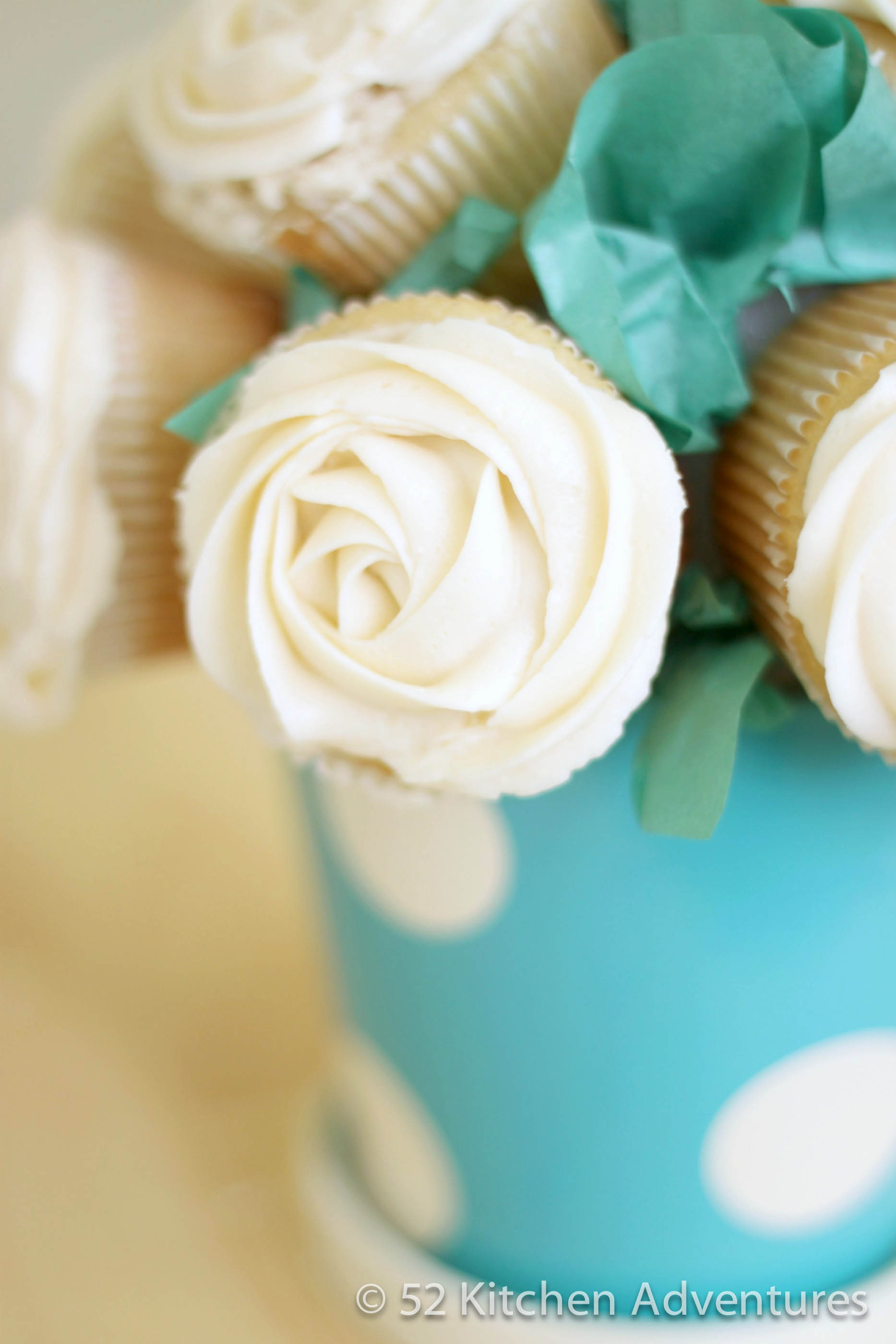 Cupcake bouquet | 52 Kitchen Adventures