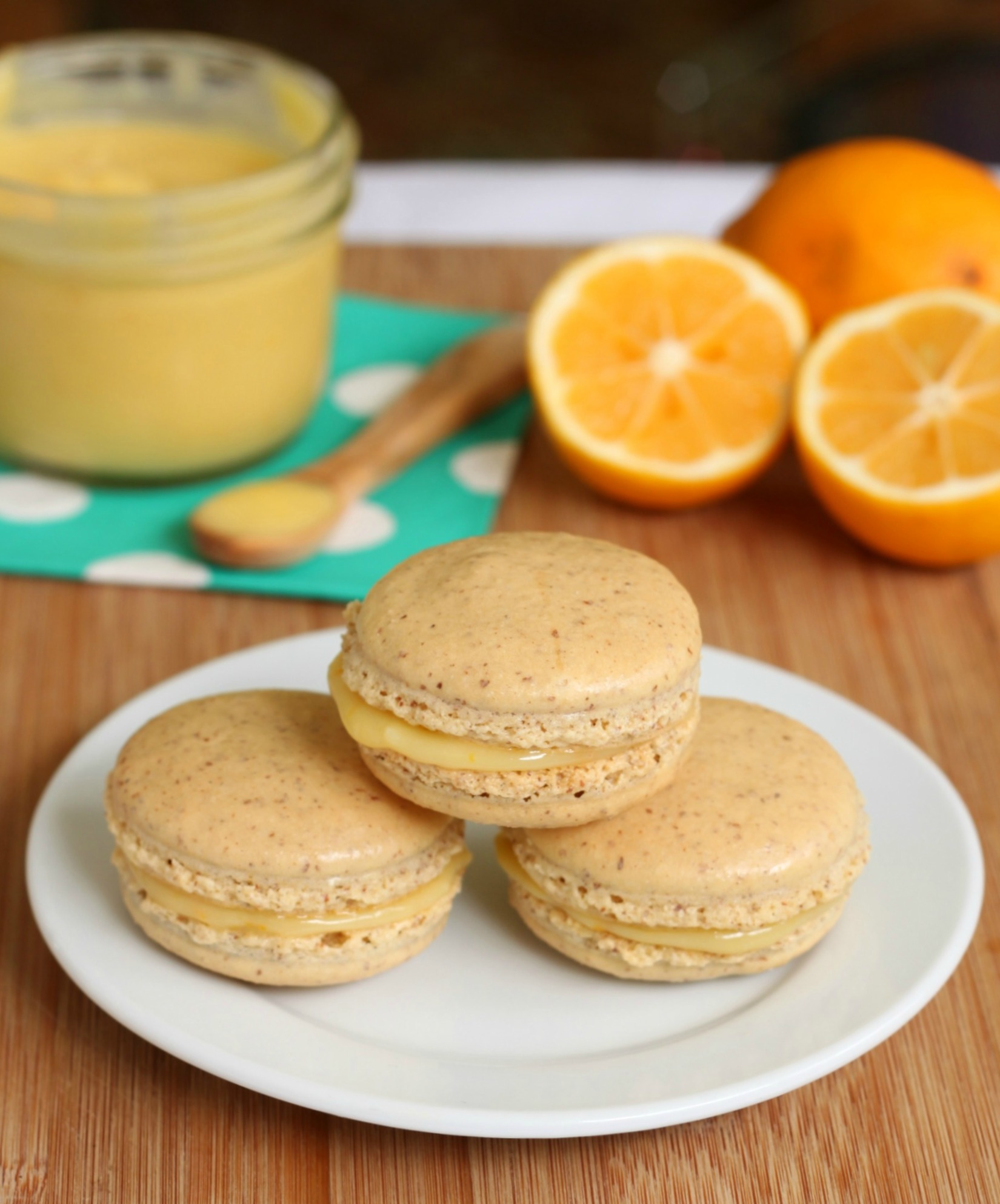 Meyer Lemon Creams, Meyer Lemon Macarons Recipes — Dishmaps