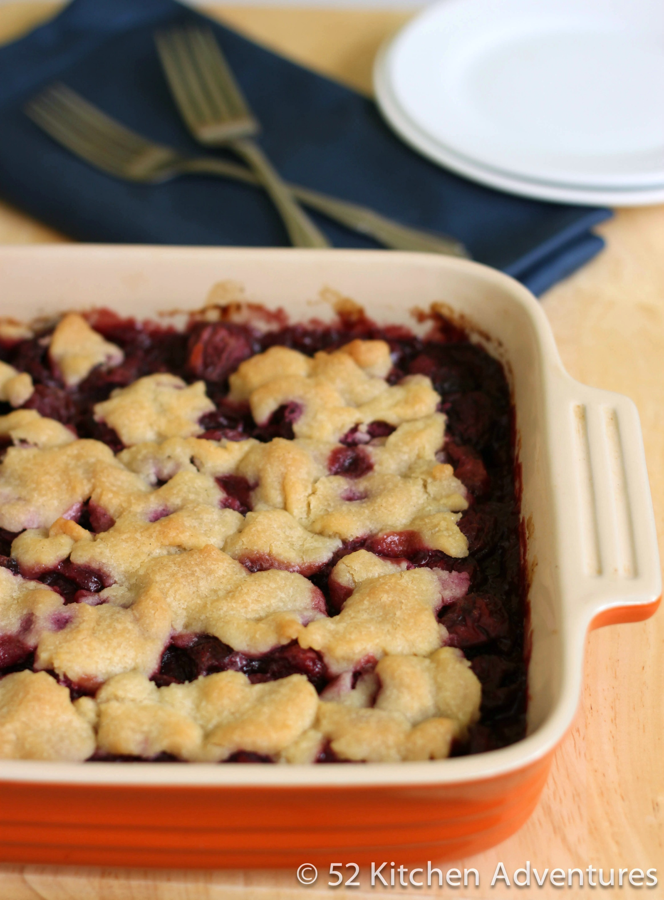 Recipe: Gluten-free cherry pie squares