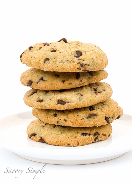 Recipe: Classic chocolate chip cookies