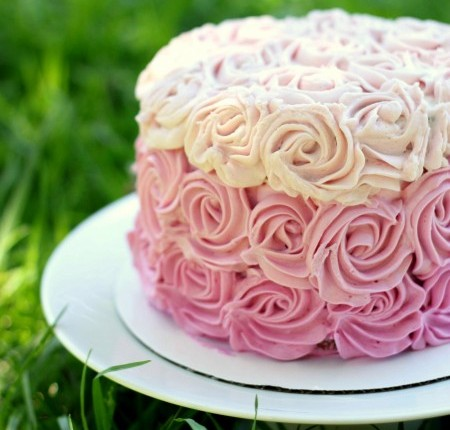 Ombre-rose-cake-450x439