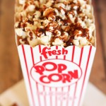 Fall Spiced Popcorn