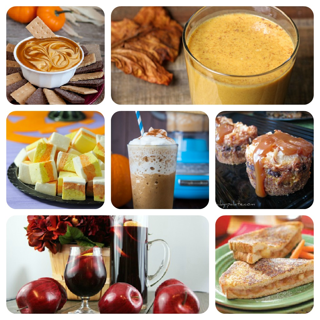 Yummy fall recipes