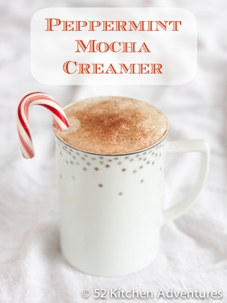 Recipe: DIY peppermint mocha creamer