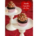 Nutella Cupcakes for Two