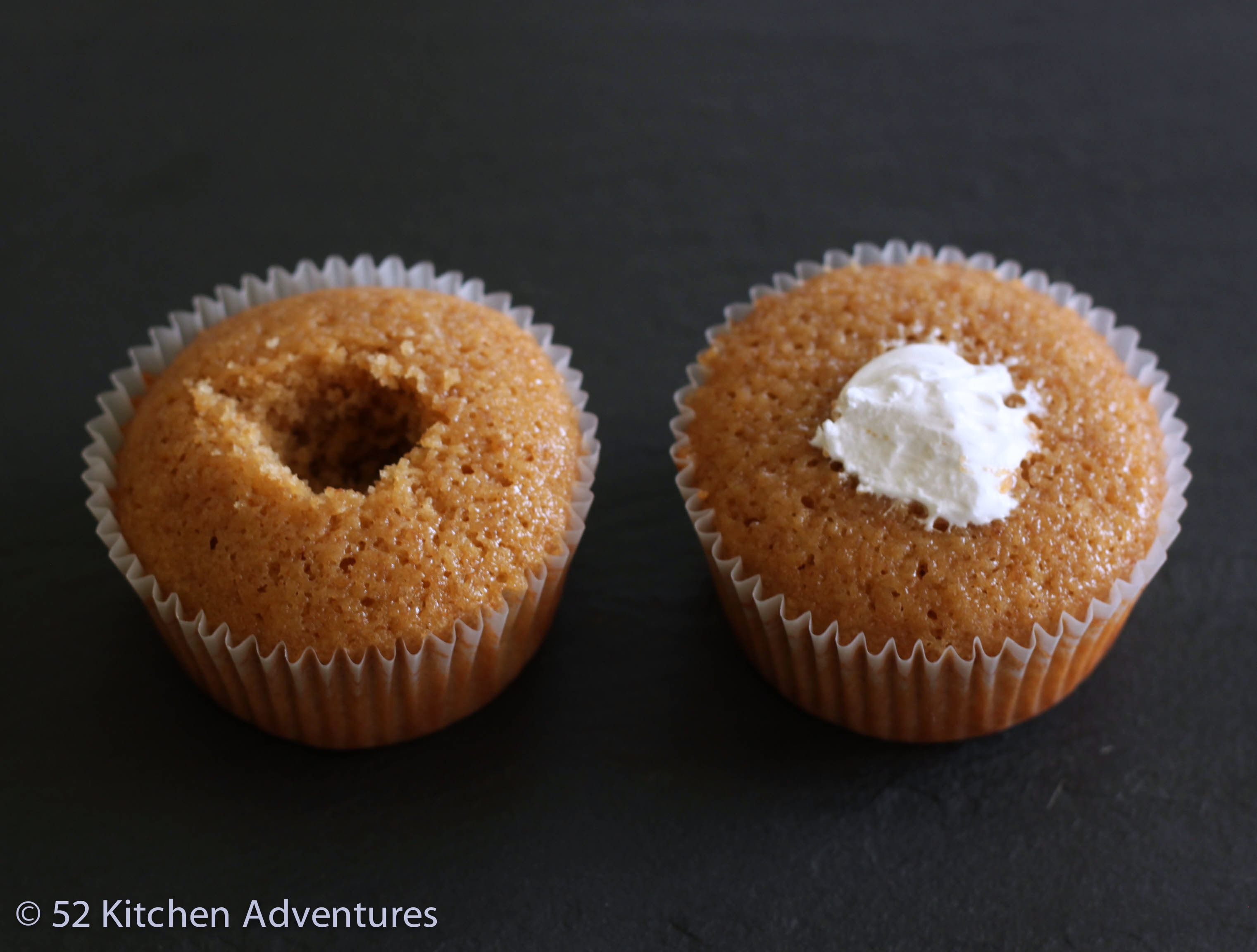 S'mores Cupcakes Filling