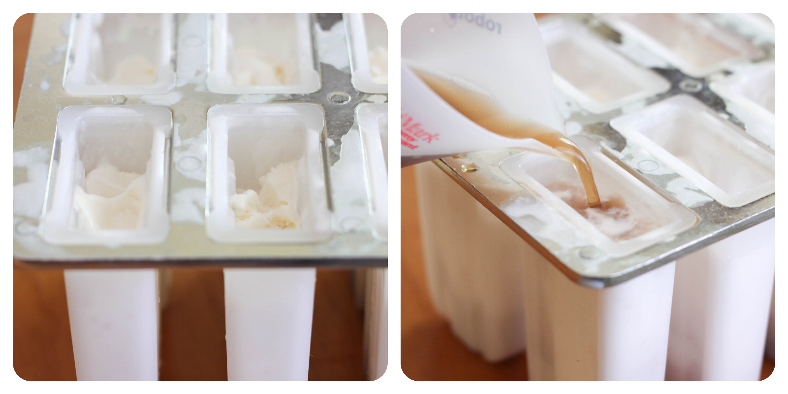 How to make beer float popsicles