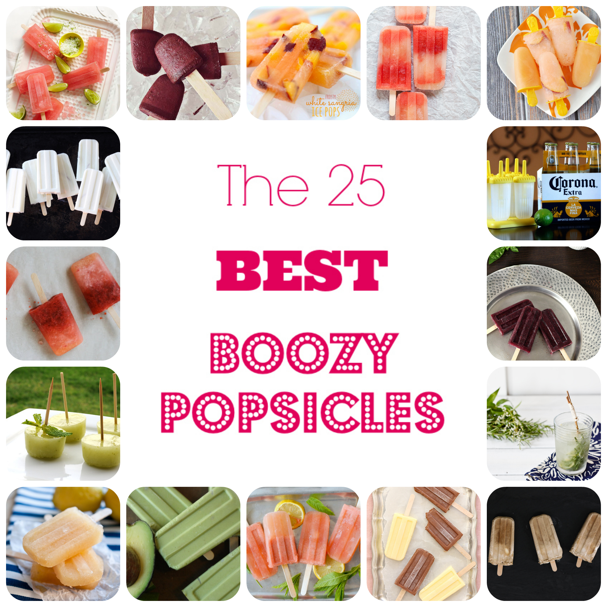 The 25 Best Boozy Popsicle Recipes