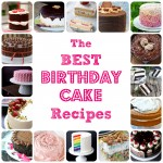 The Best Birthday Cake Recipes