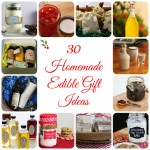30 Homemade Edible Gifts