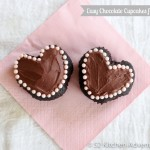 Easy Chocolate Cupcakes for Two