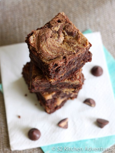 Ultimate Peanut Butter Brownie