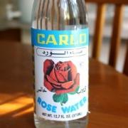 Week 41: Rose Water