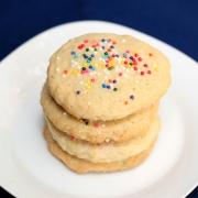 Simple Sugar Cookies