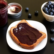Slow Cooker Monday: Blueberry Lavender Butter